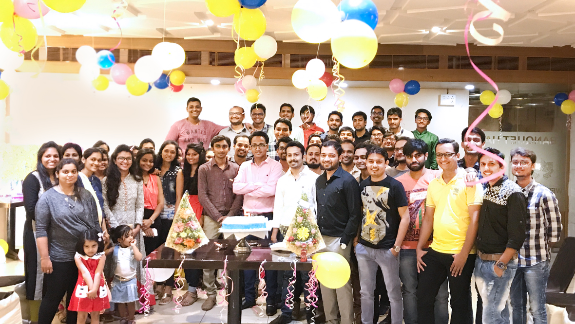 5th year anniversary of WeeTech Solution